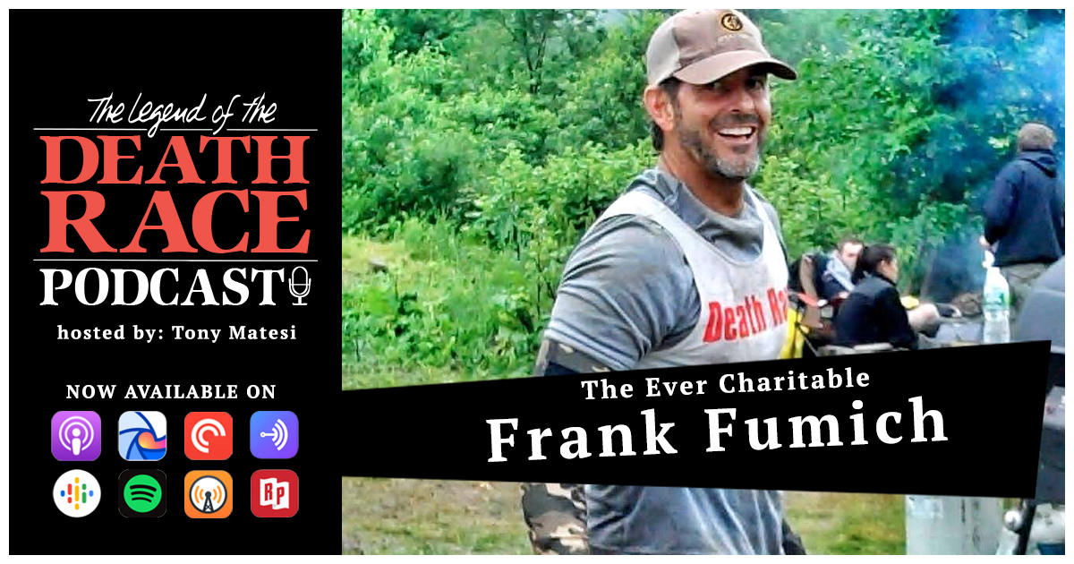 The Ever Charitable Frank Fumich | LotDR Episode 043