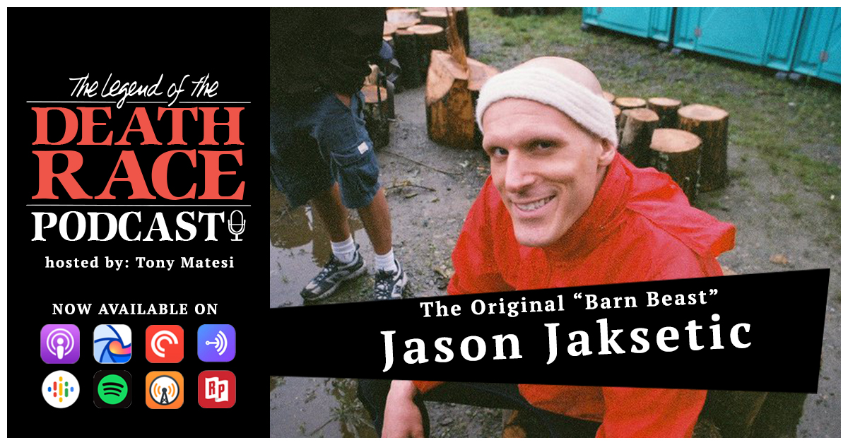 "The Original ""Barn Beast"" Jason Jaksetic 