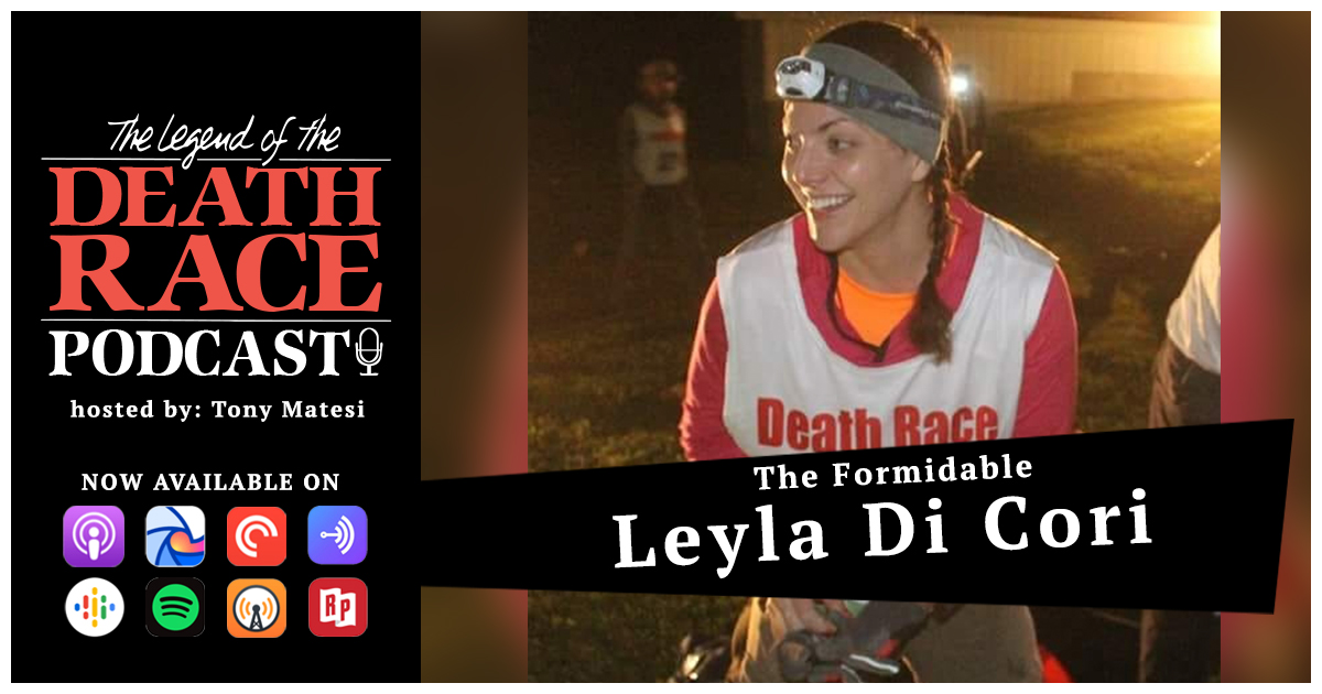 The Formidable Leyla Di Cori | LotDR Episode 045