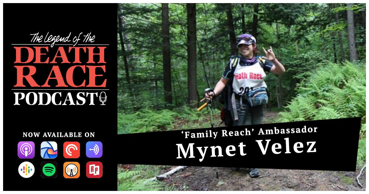 'Family Reach' Ambassador Mynet Velez | LotDR Episode 048