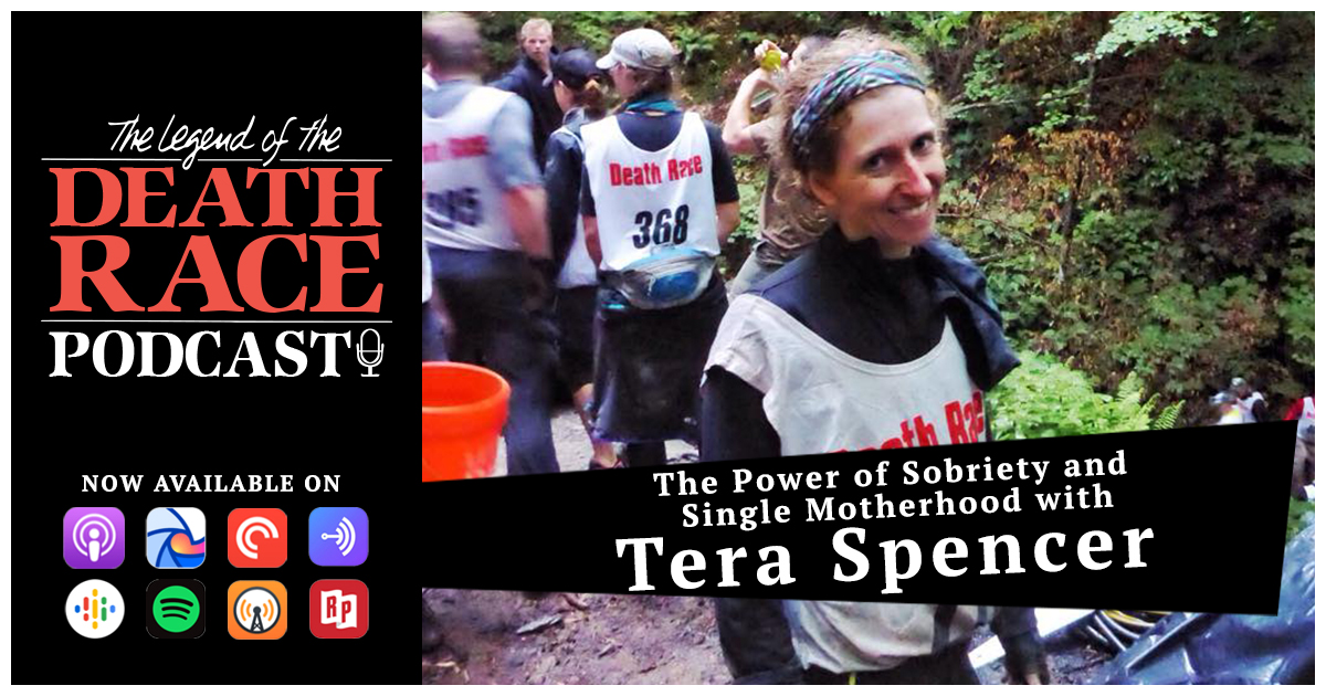 The Power of Sobriety and Single Motherhood with Tera Spencer | LotDR Episode 049