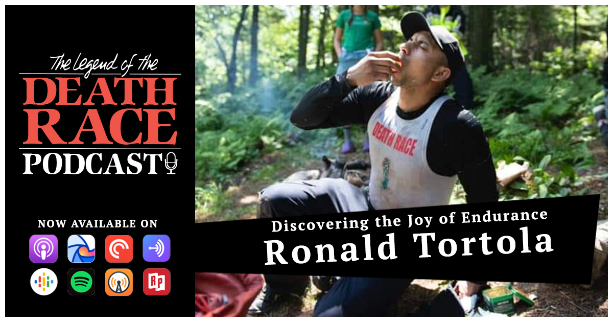 Discovering the Joy of Endurance with Ronald Tortola | LotDR Episode 050